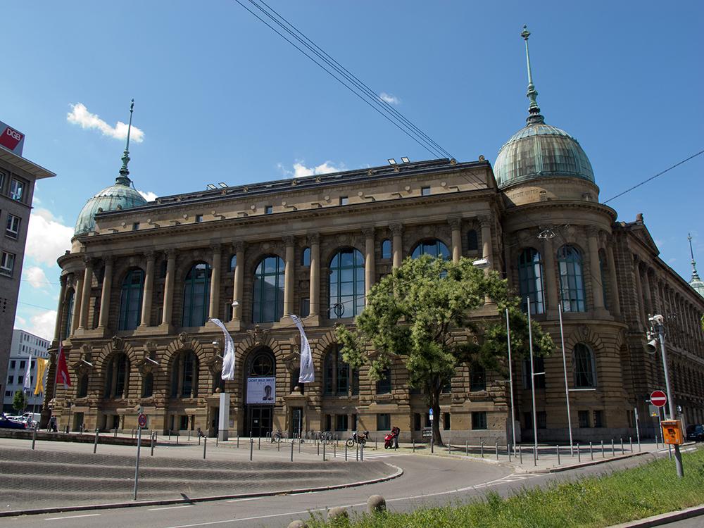 Haus der Wirtschaft, Stuttgart - Außenansicht