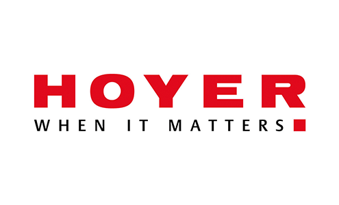 Hoyer GmbH Internationale Fachspedition - Logo