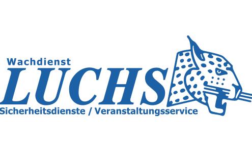 Wachdienst Luchs - Logo