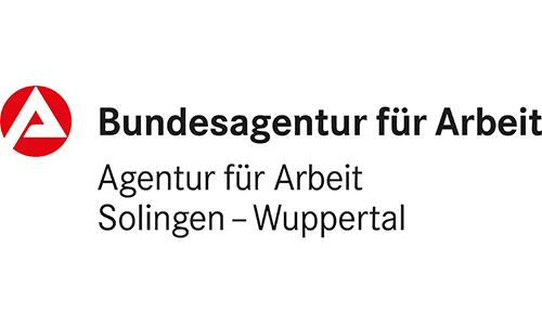 agentur fuer arbeit solingen-wuppertal - logo
