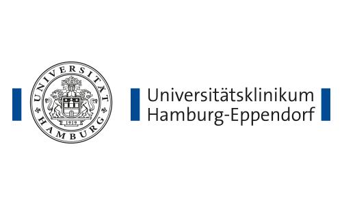 universitaetsklinikum hamburg eppendorf - logo