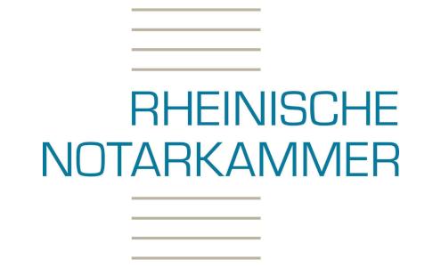 Rheinische Notarkammer - Logo