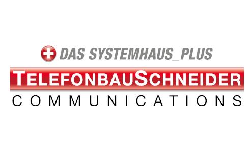 Telefonbau Schneider - logo