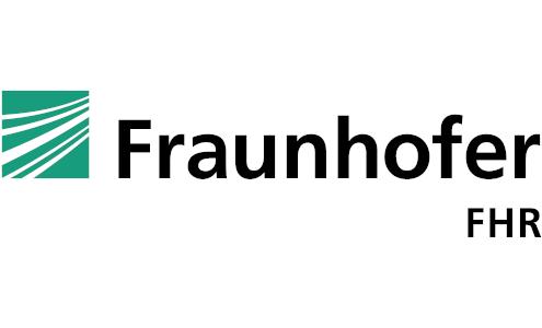 fraunhofer fhr - logo