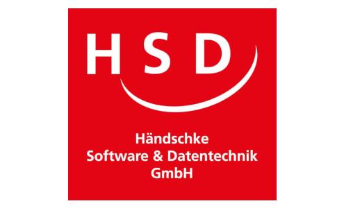 HSD Haendschke Software und Datenschutz - Logo