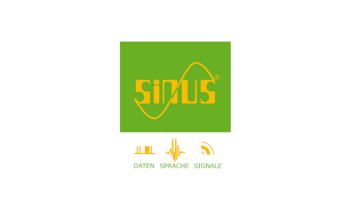 sinus-nachrichtentechnik-logo