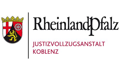 Logo der Justizvollzugsanstalt Koblenz