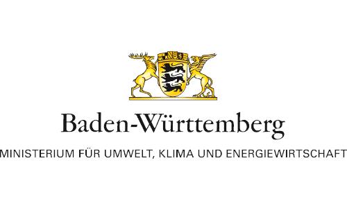 Logo des Ministeriums für Umwelt, Klima und Energiewirtschaft Baden-Württemberg