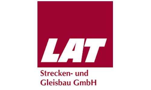 LAT Strecken- und Gleisbau GmbH - Logo