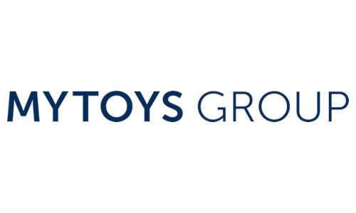 Logo der MYTOYS GROUP