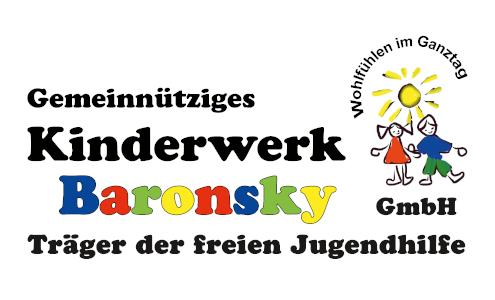 Gemeinnütziges-Kinderwerk Baronsky GmbH Logo